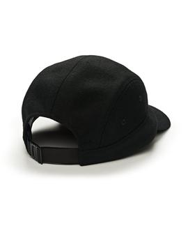 GORRA POLAR 5 PANEL WOOL SPEED NEGRO