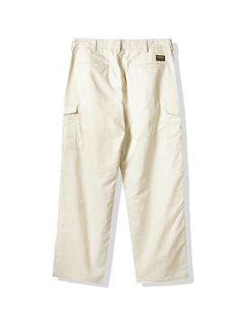 PANTALONES CARGO BUTTER GOODS GORE NATURAL