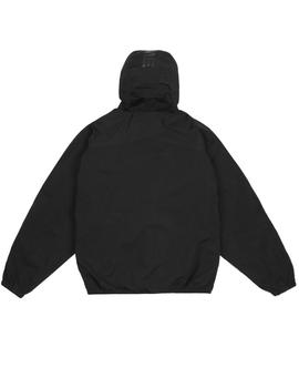 CHAQUETA DIME PULLOVER HOODED SHELL BLACK