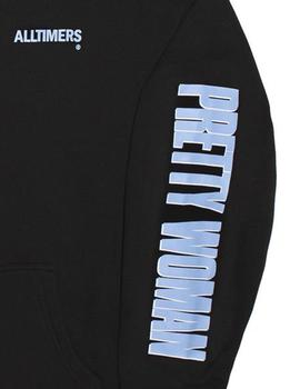 SUDADERA ALLTIMERS PRETTY WOMAN HOODY BLACK