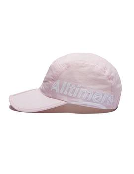 GORRA ALLTIMERS ESTATE SIDE LOGO FOLDABLE HAT PINK