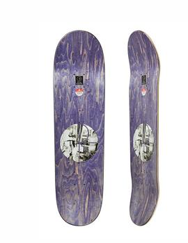 TABLA SKATE POLAR PAUL GRUND MAN CAVE P4 8.7