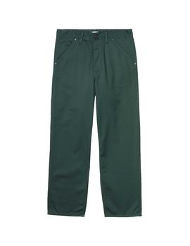 PANTALONES PASS-PORT X CARHARTT GREEN RINSED