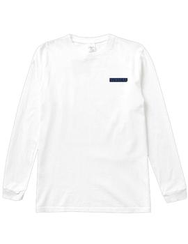 CAMISETA NUMBERS LOGOTYPE LS OFF WHITE
