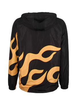 CHAQUETA RIPNDIP FLAMING HOT ANORAK