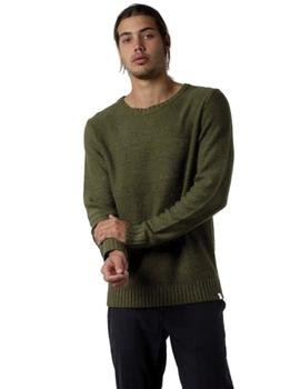 JERSEY RHYTHM BELONGIL KNIT OLIVE