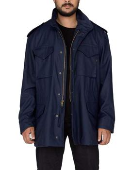 CAZADORA ALPHA INDUSTRIES M-65 HERITAGE NAVY